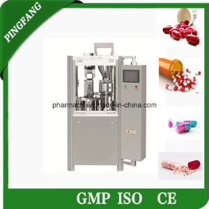 The Njp-400c Automatic Capsule Filling Machine pictures & photos
