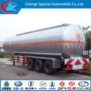 56 Cbm 3 Axle LPG Semi Trailer for Sale pictures & photos