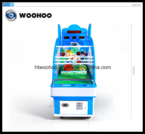 Coin Operated Machine Indoor Playground Kids Angeletball Basketball Cager Machine pictures & photos
