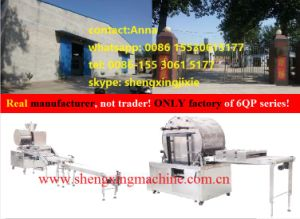 Thin Crepe Machine / Thin Crepe Skin Machine / Crepe Wrapper Machine pictures & photos