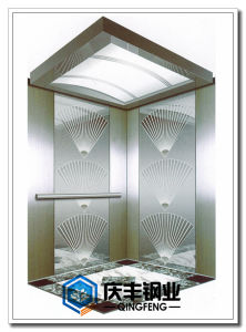 Stainless Steel Sheet for Elevator Car (EC015)