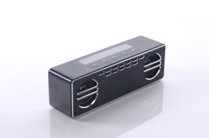 High-End Christmas Promotion Gift Portable Rechargeable Bluetooth Wireless Speaker (BS-600T) pictures & photos