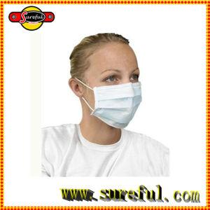 Non Woven Face Mask, Surgical Mask, Disposible Facemask pictures & photos