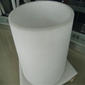 Big Diameter Purity Milky Quartz Glass Tube pictures & photos