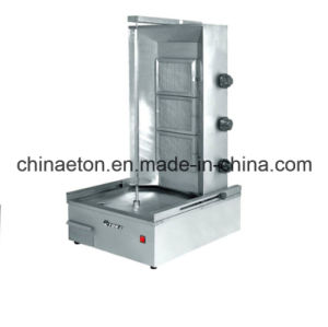 Gas Vertical Broiler Machine pictures & photos