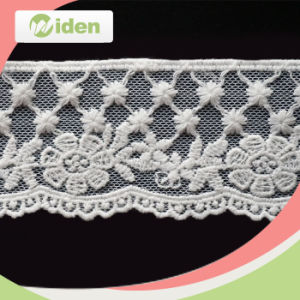 Newest Italian Lace Fabric for Garment Dress Lace and Trims pictures & photos