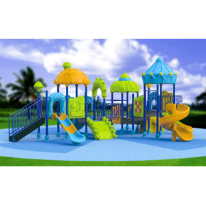 Outdoor Playground--Magic Paradise Series, Children Outdoor Slide (XYH-MH0026)