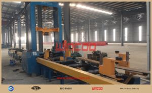 Steel Structure Fabrication Solution/ System/ Steel Structure Production Line pictures & photos