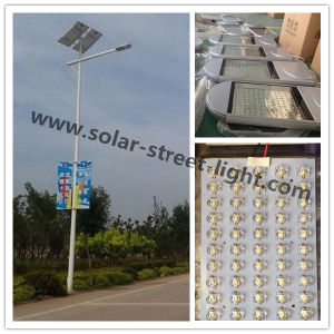 High Brightness 80W LED Solar Street Light with Ce pictures & photos