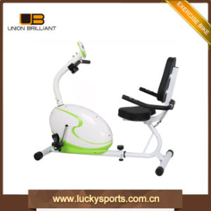 Home Indoor Fitness Sports Exercise Magnetic Recumbent Bicycle pictures & photos