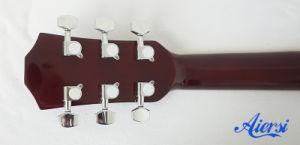 Aiersi Stock Wholesale Colour Acoustic Guitar Sg025 pictures & photos