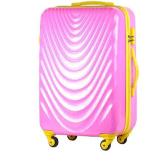 100% New ABS PC Trolley Luggage for Travel and Business pictures & photos