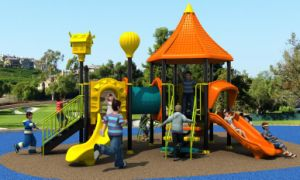 Hot Selling Outdoor Playground Children Slide Park Equipment pictures & photos