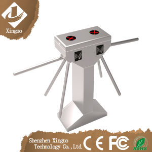 Ce and RoHS Approved Automatic Tripod Turnstile pictures & photos