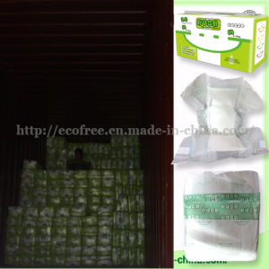 Hush Comfortable Baby Diaper Export to South America pictures & photos