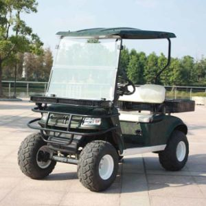 2 Seater New Electric Hunting Golf Cart with CE (DH-C2) pictures & photos