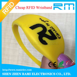 NFC Paper/PVC/Silicone Health/ Sports /Bracelet RFID Wristband