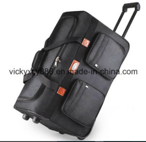 Men Women Big Capacity Trolley Wheeled Air Travel Bag (CY3557) pictures & photos