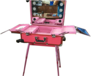 Professional Cosmetic Makeup Holder Studio Packaging Case (HB-3600) pictures & photos