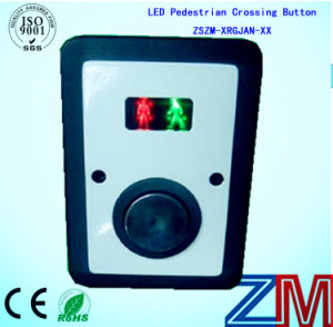 Traffic Walkway Pedestrian Crossing Push Button / Pedestrian Signal Controller pictures & photos