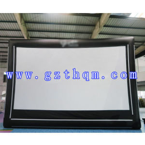 Inflatable Outdoor Movie Screen/Outdoor Home Projector Screen/Advertising Inflatable Screen pictures & photos