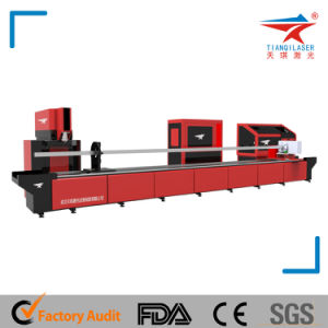 CNC Construction Equipment Tools with Cutting Fabric Laser Head pictures & photos