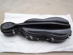 China Colour Fiberglass Cello Hard Case pictures & photos