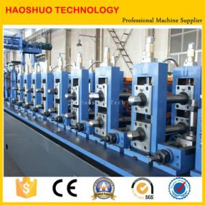 Automatic Hot DIP Galvanized Welded Pipe Machine Stainless Steel Pipe Flange Welding Machine pictures & photos