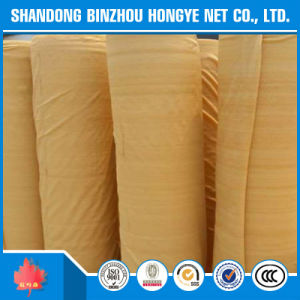 HDPE Round Wire Knitted Shade Net Used in Tree Protection, Green Sun Shade Net pictures & photos