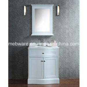 "30"" Single-Sink Wooden Bathroom Vanity Set pictures & photos"