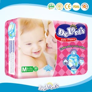 Japanese Sap, USA Fulff Pulp Baby Diaper  pictures & photos