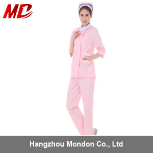 Professional 100% Cotton Medical Uniform pictures & photos