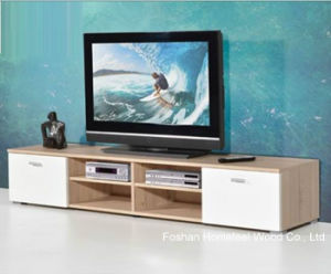 Elegant Wooden TV Stand in High Gloss Finished (HF-EY08257) pictures & photos
