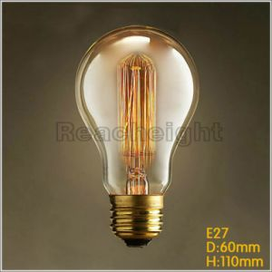 Beautiful Style Lighting Bulb Vintage Decoration Lighting Intel Edison A19squirrel Cage pictures & photos