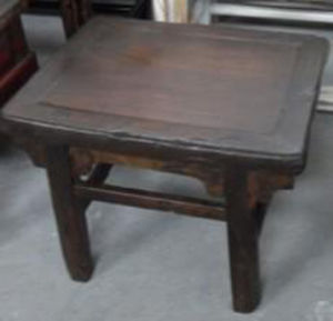 Chinese Antique Furniture Wood Stool pictures & photos