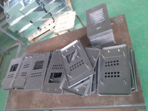 OEM Metal Punching Parts for Computer Enclosure pictures & photos