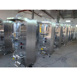 Trade Assurance Automatic Juice Pouch Filling Machine pictures & photos