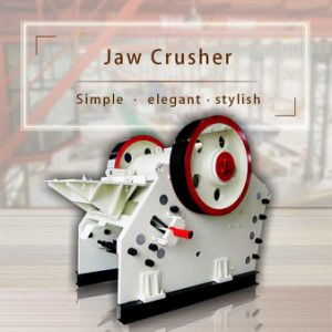 PE Jaw Crusher Mining Equipment pictures & photos