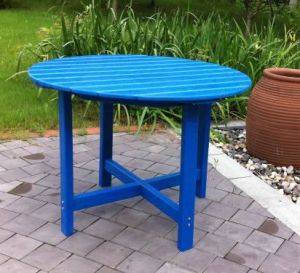Polywood Outdoor Round Dining Table Practical Furniture pictures & photos