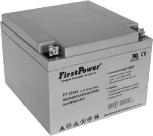 UPS Rechargeable Battery (FP12240) pictures & photos