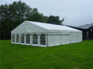 Waterproof Fabric PVC Coated Tarpaulin Awning Tarp (1000dx1000d 12X12 630g) pictures & photos
