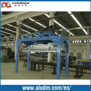 2000t Aluminium Online Quenching Extrusion Initail Table pictures & photos