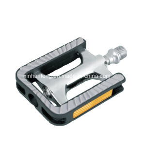 Aluminum Body W/PP Cage Bicycle Pedal for Mountain Bike (HPD-022) pictures & photos