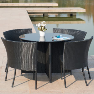 Garden Resterrant Table and Chairs Set pictures & photos