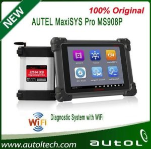 Autel Maxisys PRO Ms908p Diagnostic System with WiFi Support J-2534 Reprogramming Box pictures & photos