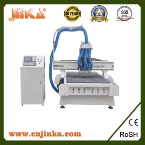 CNC Router/ CNC Wooden Machine/Automatic Tools Change pictures & photos