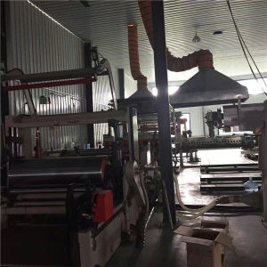 Second Hand High Speed Double Mainframe Laminating Machine pictures & photos