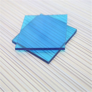 High Reflective PC Solid Polycarbonate Sheet for Partition pictures & photos