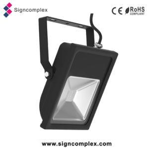 Retrofit Slim 16 Colors Optional Dimmable COB 30W LED RGB Flood Light pictures & photos