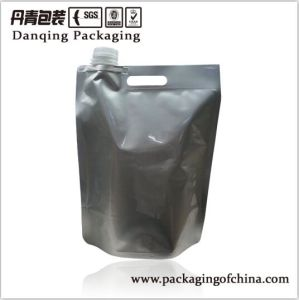 Plastic Packaging Bag for Food/Liquid/Chemical Without Printing pictures & photos